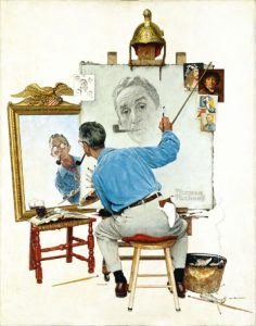Norman Rockwell: Great American artist or mere illustrator?